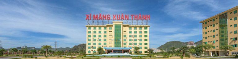 Nhà máy xi măng Xuân Thành đã lắp đặt hệ thống máy nén khí ELGI