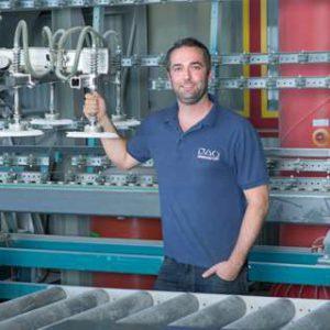 Máy nén khí trục vít ứng dụng hiệu quả ngành tái chế