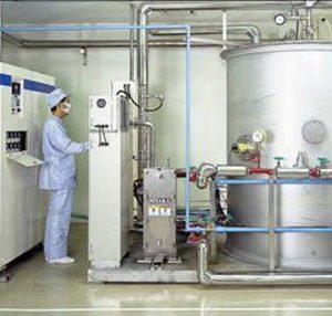 Máy nén khí trục vít ELGI ứng dụng trong sản xuất dụng cụ thiết bị y tế