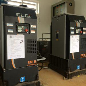 Máy nén khí trục vít ứng dụng trong ngành công nghiệp nhẹ tại Việt Nam