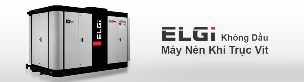 Ngành ứng dụng máy nén khí trục vít ELGI