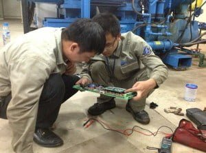 máy nén khí dùng làm gì