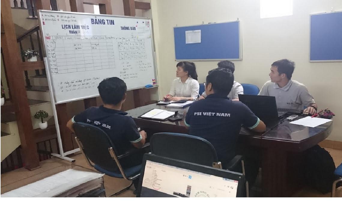 PSI Việt Nam phát triển thương hiệu máy nén khí