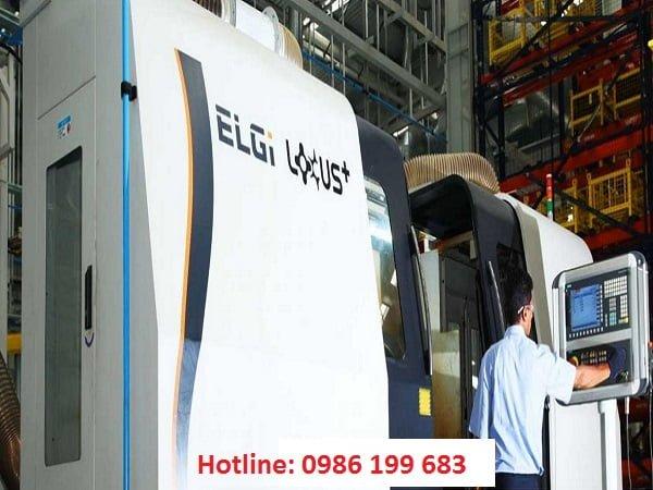 Các loại máy nén khí trục vít phổ biến