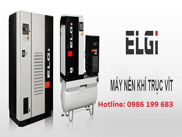 Khách hàng tiêu biểu sử dụng máy nén khí trục vít ELGI