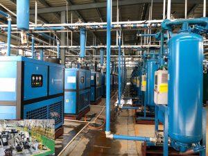 Sản xuất máy móc