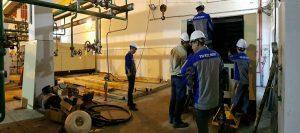 Quy trình bảo dưỡng máy nén khí